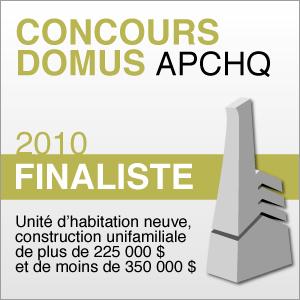 Concours Domus APCHQ